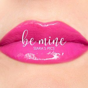 Be Mine LipSense with Glossy Gloss